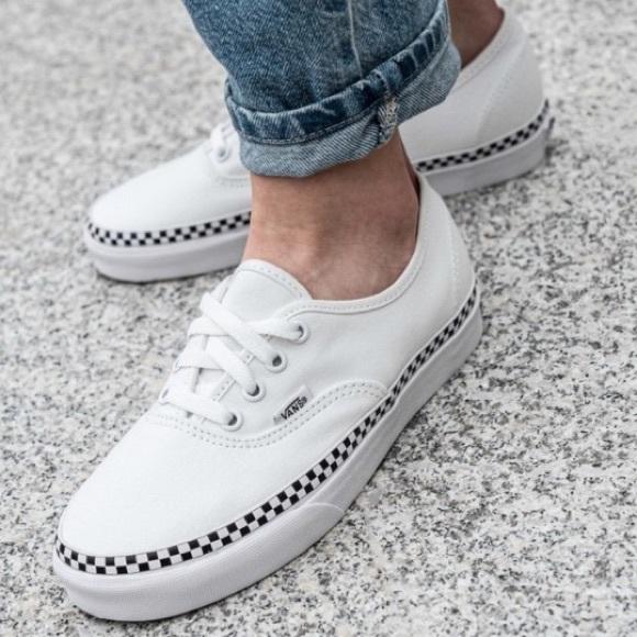 Vans Shoes   Vans Authentic Check